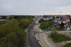 Aleja-Świętego-Wojciecha-etap-II-stan-14-05-2021-4-widok-z-lotu-ptaka-fot.-Maciej-Beniuk-4