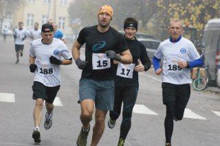 Biegacze na start. Miesiąc do półmaratonu