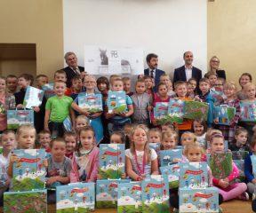 Zespół Szkół w Radzanowie otrzymał wsparcie