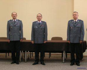 Nowy wicekomendant policji w Mławie