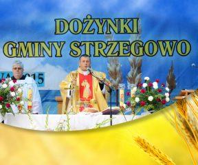 X dożynki gminy Strzegowo