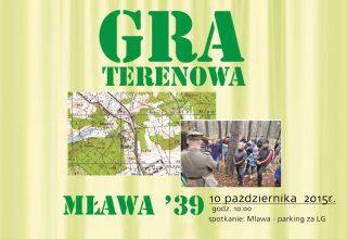 Gra Terenowa Mława 39