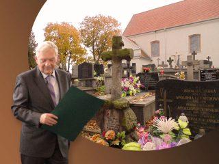Dzięki corocznej kweście odnowili 14 grobów