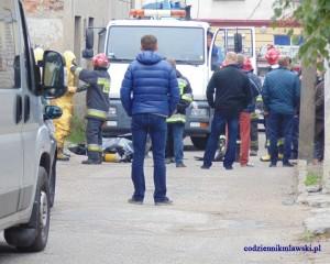 Tragedia na ulicy Wąskiej