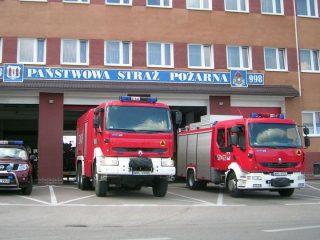 Sarna na drodze, zapalone sadze, pożar samochodu i pożar w kuchni – działania straży pożarnej w okresie 16. 02-21. 02. 2016.