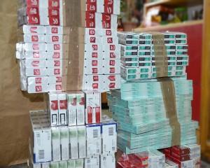 Mławscy kryminalni ujawnili kontrabandę wartości ponad 50 tys. złotych
