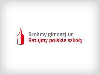 W Mławie powstaje ruch społeczny Brońmy gimnazjum – ratujmy polskie szkoły.
