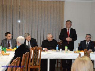 Spotkanie opłatkowe Wspólnoty Mławskiej