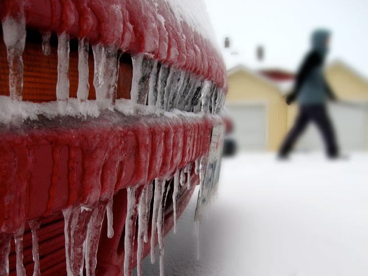 Do Polski nadchodzi fala mrozu powrót zimy pogoda mróz