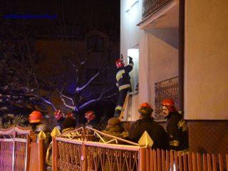 Straż pożarna interweniowała na ulicy Wymyślin