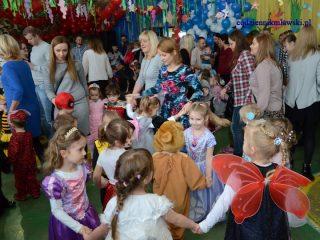Bal karnawałowy dla przedszkolaków w ZPO nr 2