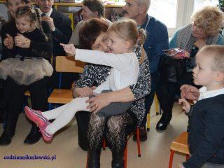 Przedszkole na Hożej. Babcie i Dziadkowie świętowali ze Słoneczkami