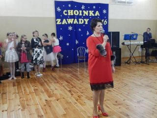 Choinka szkolna SP Zawady