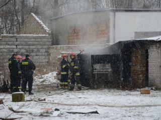 Pożar błyskawicznie został opanowany