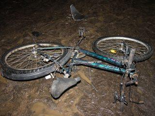 Bogurzyn. Ranny nietrzeźwy rowerzysta