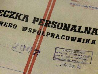 Blokada drogi pod Mławą w dokumentach z szafy Kiszczaka
