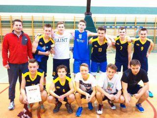 Zawodnicy z Gimnazjum nr 2 Mistrzami Powiatu w piłce koszykowej