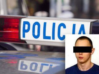 Bartosz N.  podejrzany o zabójstwo mławskiego dziennikarza zatrzymany!!!