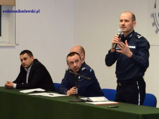 Do końca lutego br. powstanie mapa zagrożeń dla powiatu mławskiego