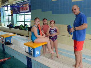 Darmowa nauka pływania cieszyła się największym powodzeniem