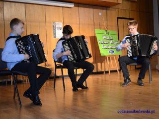 Koncert laureatów zwieńczeniem XXII Mławskiego Festiwalu Muzyki Akordeonowej