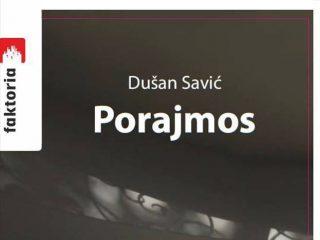 Promocja książki Dušana Savicia- Porajmos