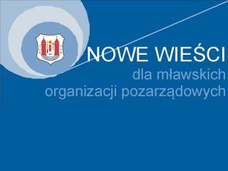 Nowe wieści dla organizacji pozarządowych