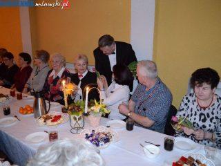 Dzień Kobiet z Klubem Seniora Pogodny Uśmiech