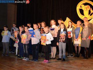 Zwycięzcy powiatowych eliminacji 39 Konkursu Recytatorskiego Warszawska Syrenka wyłonieni