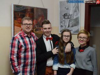 """Wystawa prac Szymona Dziubińskiego w Galerii """"13"""""""