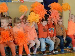 Rodzinna Olimpiada Sportowa pełna zabawnych konkurencji