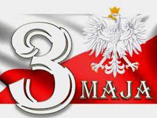 Zapraszamy do świętowania 3-go Maja!