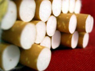Prawie 150 tys. sztuk nielegalnych papierosów w aucie