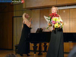 Charytatywny recital Iwony Sobotki