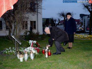 Mława pamięta o tragedii w Smoleńsku