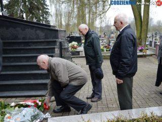 Katyń pamiętamy –  76 rocznica Zbrodni Katyńskiej obchodzona w Mławie