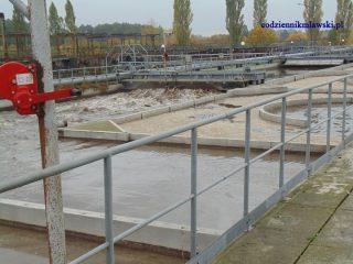 Trwa walka o kontrakt na budowę oczyszczalni w Mławie