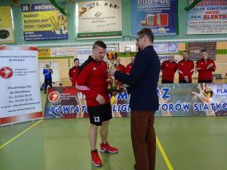 Dre-Mar mistrzem Powiatowej Ligi Amatorów Siatkówki