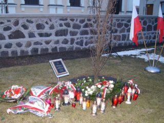 Szósta rocznica katastrofy polskiego samolotu pod Smoleńskiem