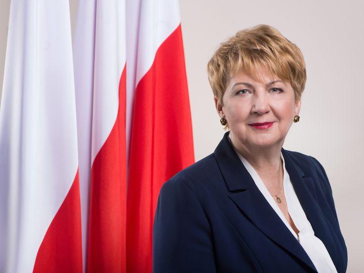 Teresa Wargocka - Sekretarz Stanu