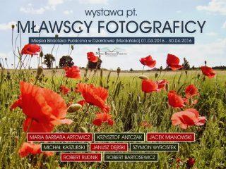 Wystawa mławskich fotografików w Działdowie