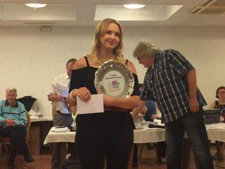 Natalia Sadowska z Windyk liderką klasyfikacji Pucharu Świata kobiet w warcabach