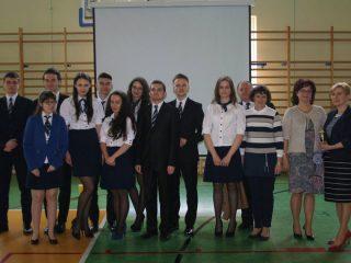 Pożegnanie maturzystów w Katolickim Liceum Ogólnokształcącym