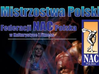 Mistrzostwa Polski Federacji NAC – Polska w kulturystyce i fitness w Mławie w najbliższą sobotę