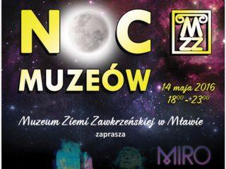 Noc Muzeów w MZZ – koncert Miro Kępińskiego