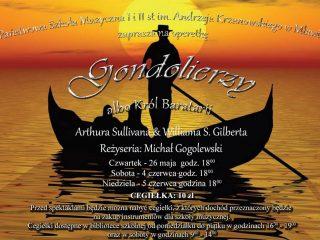 Gondolierzy albo Król Baratarii. Premiera spektaklu operetkowego w Państwowej Szkole Muzycznej
