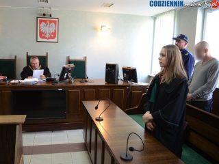 Winny gwałtu Krzysztof O. skazany na 4,5 roku pozbawienia wolności