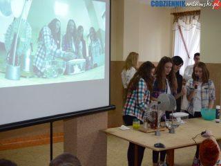 Dzień otwarty w Gimnazjum nr 2 w Mławie