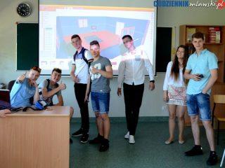 Witaj gimnazjalisto! Dzień otwarty w Zespole Szkół Nr 1 w Mławie