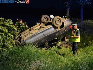 Wypadek w Stupsku – aktualizacja. Kierujący oplem nie żyje
